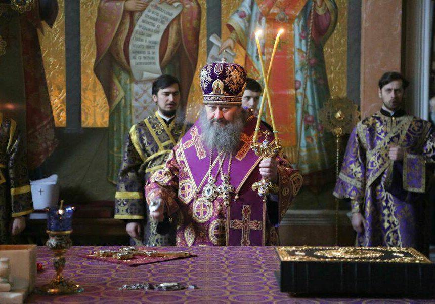 Агент 007: екс-помічник настоятеля Києво-Печерської лаври Павла таємно розбудовує капеланство у Держприкордонслужбі