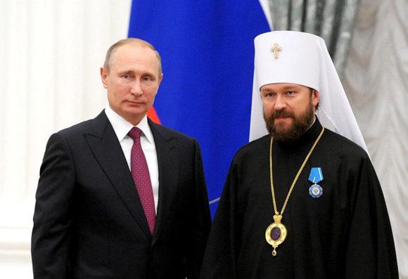 В РПЦ лякають: Третьої світової війни можна уникнути, якщо Трамп піде на компроміс з Путіним