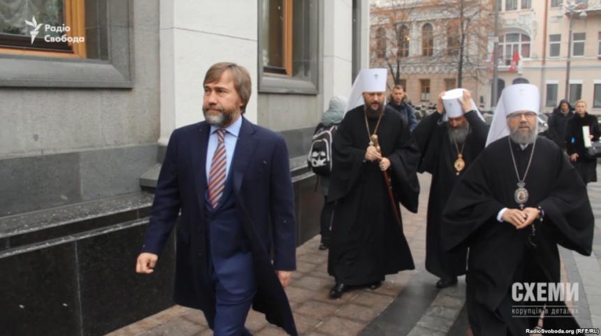 """Московський Патріархат образився на Клімкіна і назвав його """"агентом Кремля"""""""