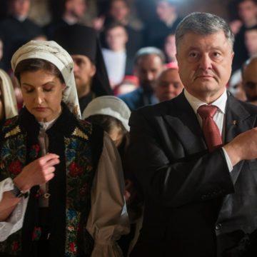 Порошенко заявив, що УПЦ МП будуть називати РПЦ після Томосу