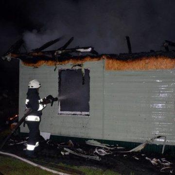 У Дніпрі на території храму УПЦ МП сталася пожежа