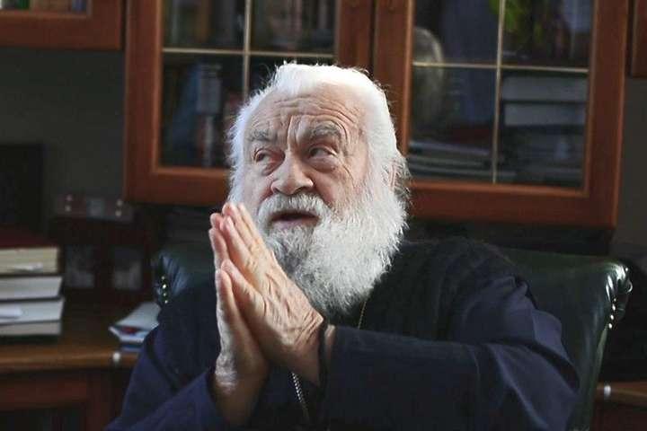 Митрополит УПЦ МП Софроній підписав звернення до Варфоломія на підтримку автокефалії