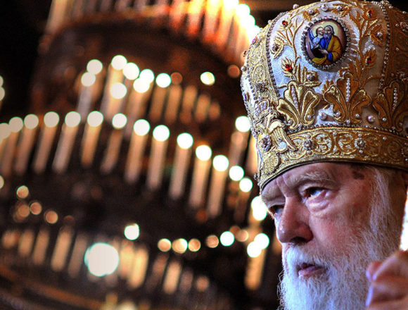 Патріарх Філарет пояснив, кому належатиме майно церков і лавр після Томосу
