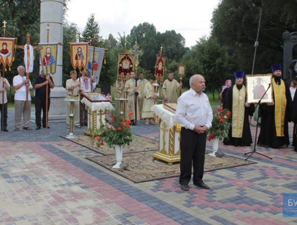 Священики УПЦ МП покинули міське свято через вірш Кобзаря (відео)