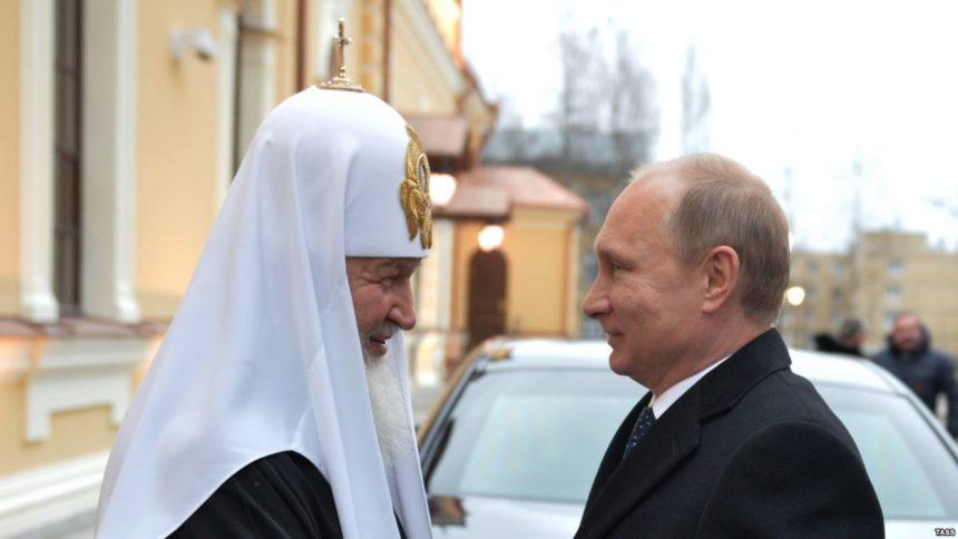 Священик Георгій Коваленко назвав головну умову канонізації Путіна