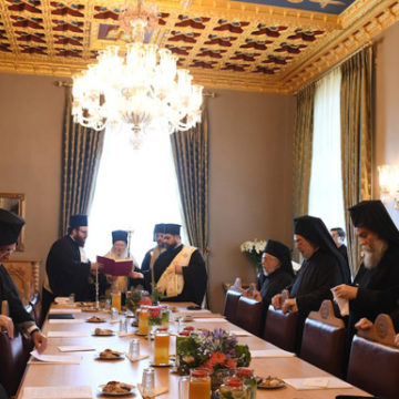Синод Константинопольського Патріархату обрав нових митрополитів