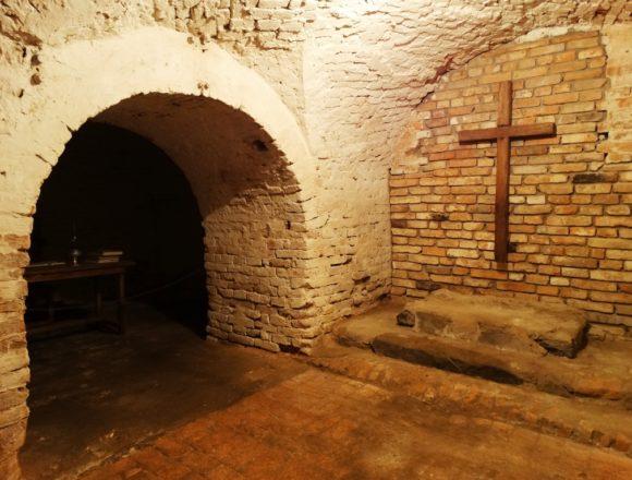 В Умані у державну власність повернули приміщення монастиря