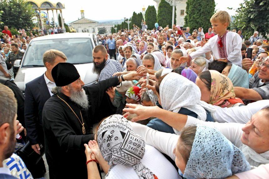 Представники Константинопольського Патріархату відмовилися їхати в Почаївську Лавру