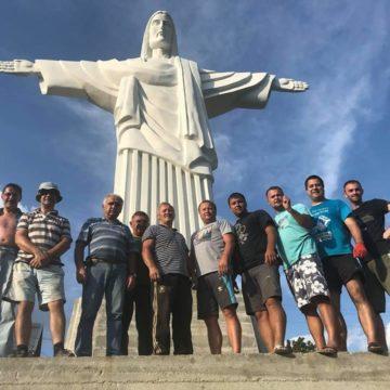 У Трускавці встановили копію бразильського пам'ятника Христа-Спасителя (фото)