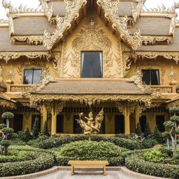 В мережі з'явилися фото унікального буддійського храму (фото)