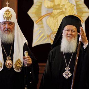 Ніщо не свідчить про розкол православного світу, крім російського телебачення і ЗМІ – диякон Олександр Занемонец