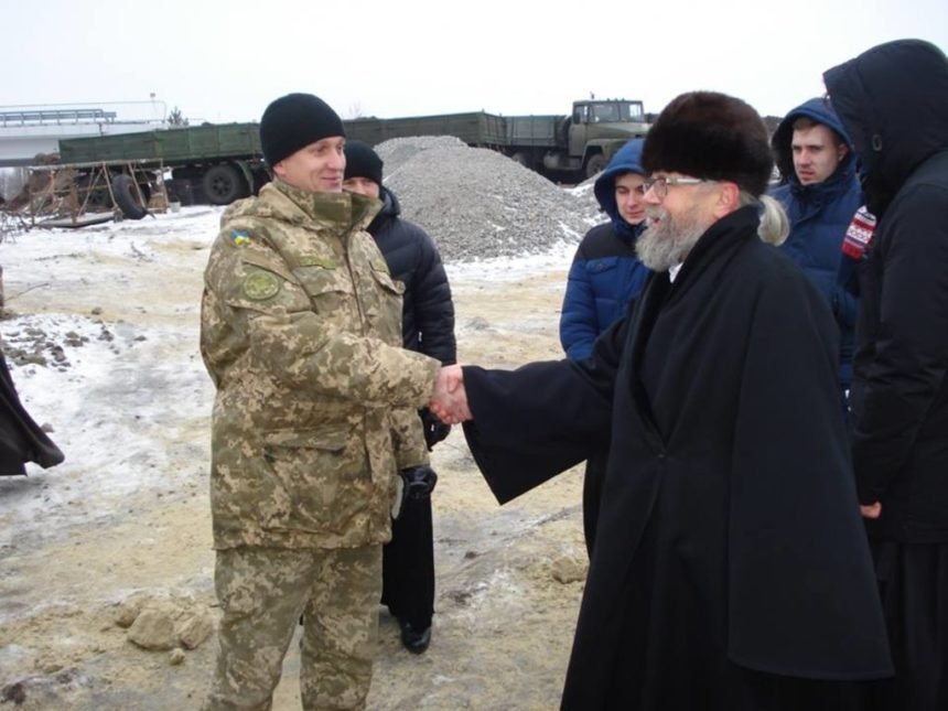 У Збройних силах відкидають обвинувачення УПЦ МП у забороні на капеланство