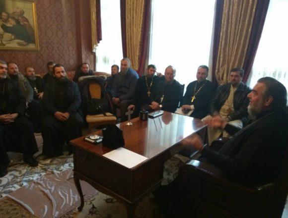 У Вінницькій єпархії УПЦ МП спростували чутки про виступ проти митрополита Симеона