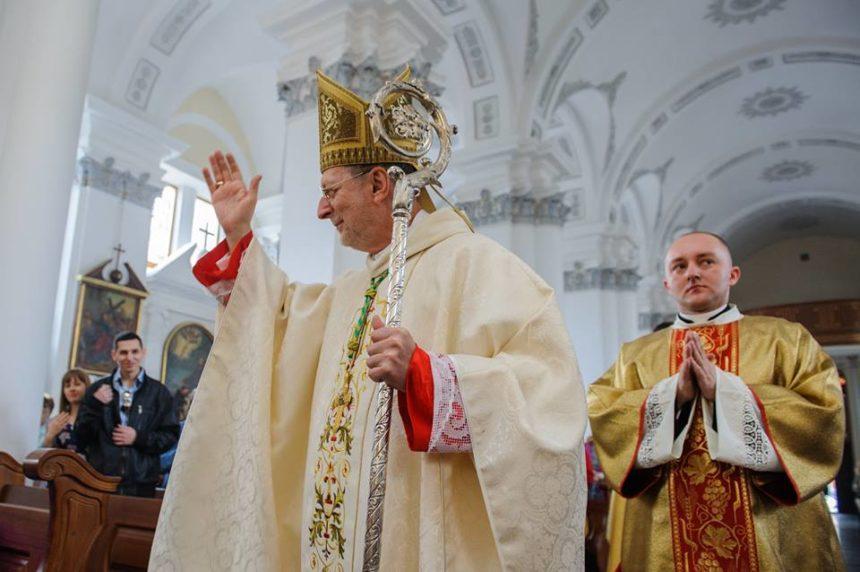 В Україні обрано нового лідера римо-католиків