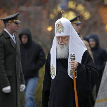 Філарет став почесним Патріархом Православної церкви України
