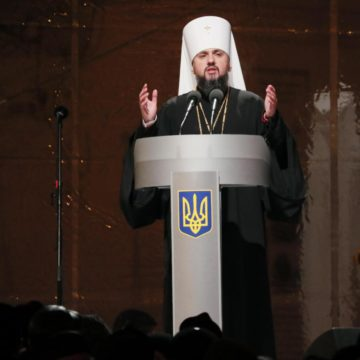 Митрополит Епіфаній кличе всіх у Помісну Православну Церкву