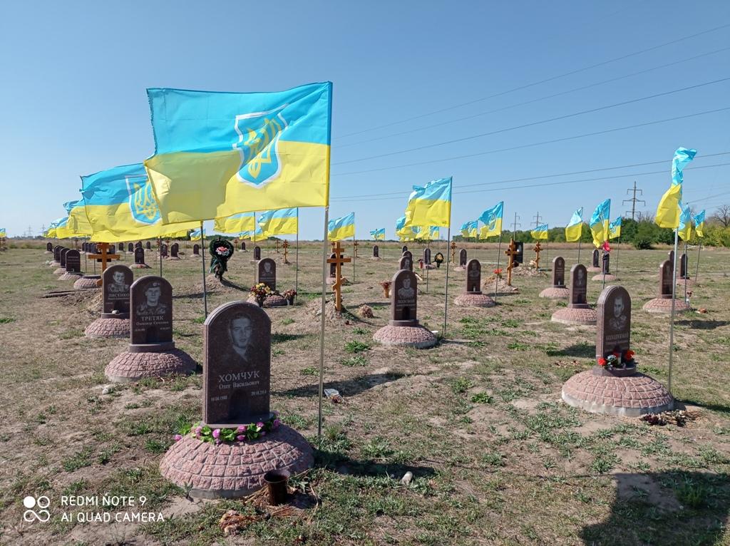 Краснопільське кладовище - Релігійна правда